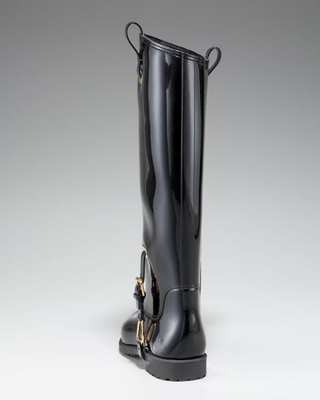 Odette Rubber Rain Boot