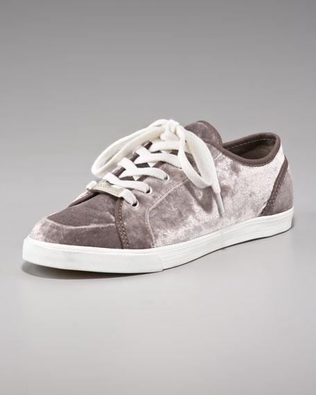 Darren Velvet Sneaker