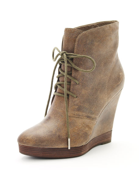 Channing Leather Bootie