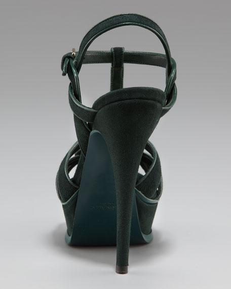 Tribute Suede Sandal