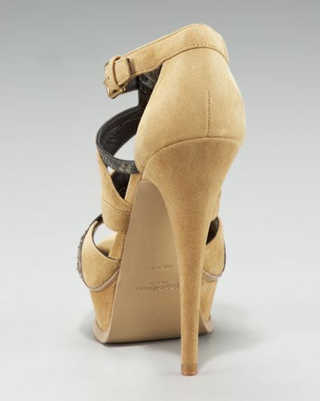 Tribute Y-Strap Sandal