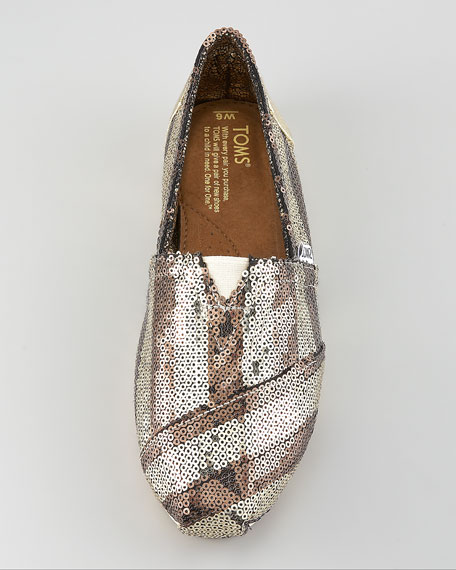 Gurley Sequined Slip-On