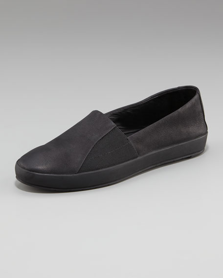 Gored Loafer