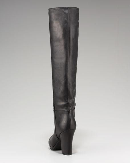 Tall Platform Boot