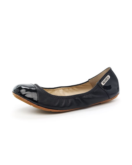 Erin Patent Leather Ballet Flat