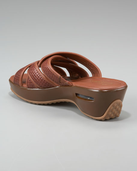 Air Maddy Woven Wedge
