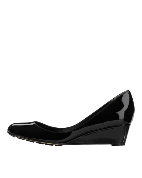 Air Tali Patent Wedge