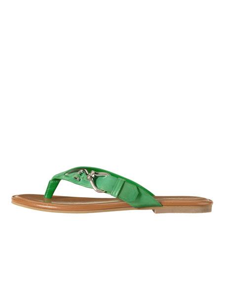 Amber Tantivy Thong Sandal