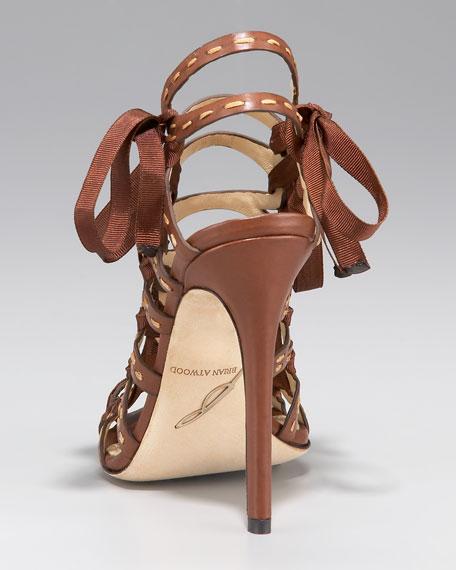 Corset Sandal
