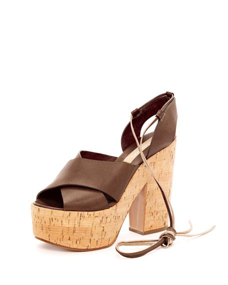 Wrap-Around Sandal