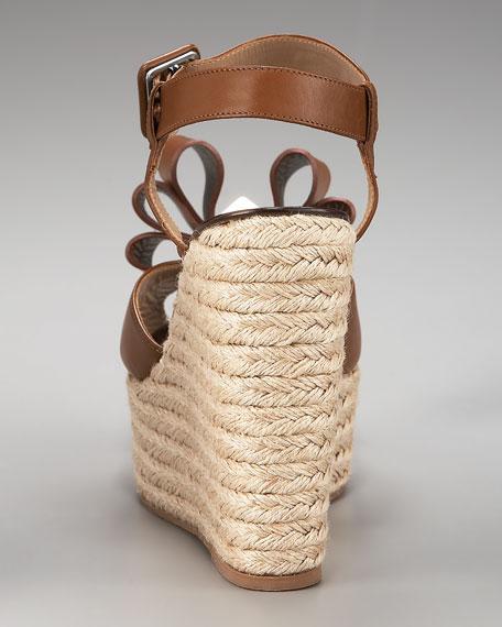Studded Versaille Bow Espadrille
