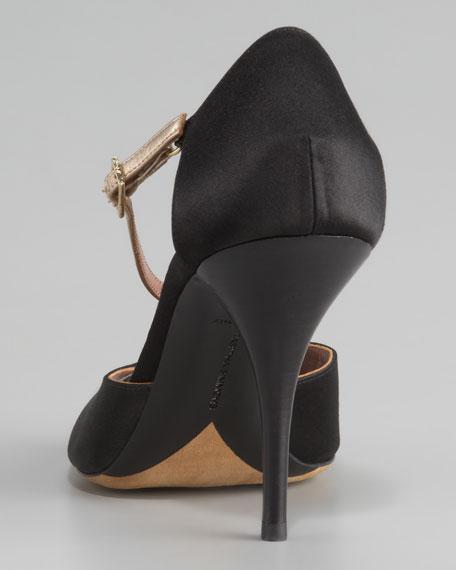 T-Strap d'Orsay Sandal