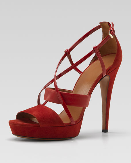 Betty High-Heel Platform Sandal