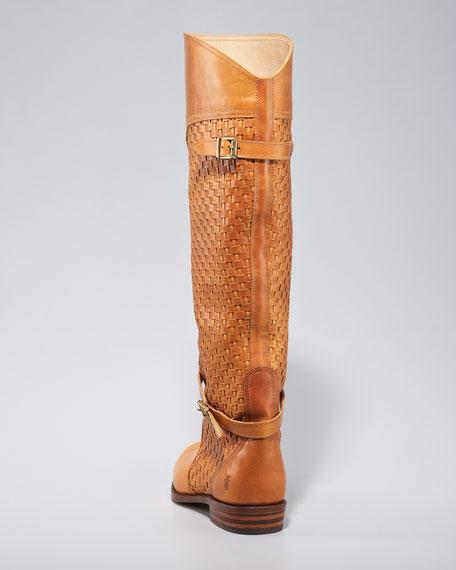 Dorado Woven Riding Boot