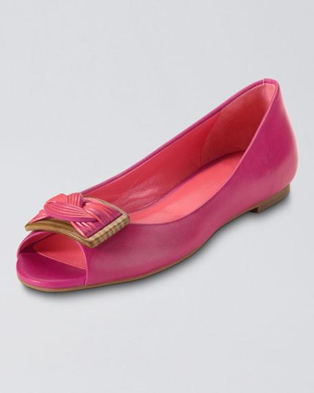 Air Olivia Knot Ballet Flat