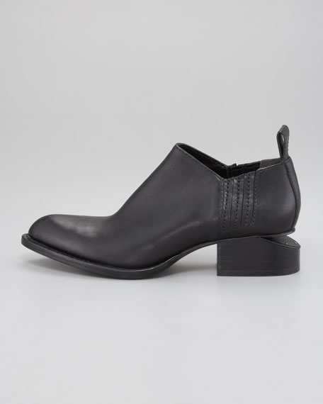 Kori Tumbled Leather Oxford