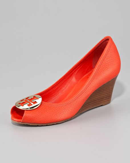 Tory Burch Sally 2 Wedge Pump