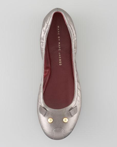 Mouse Ballet Flat