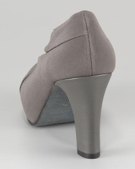 Grosgrain Shoe Bootie