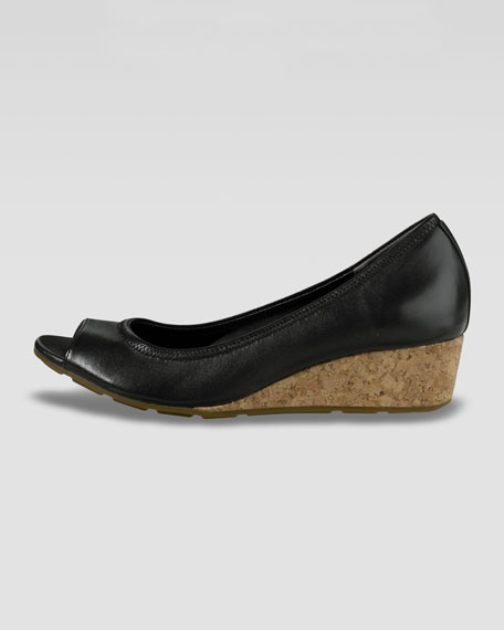 Air Tali Cork Wedge