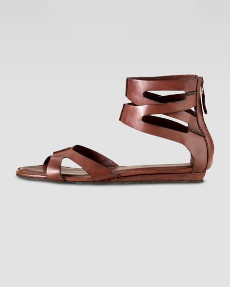 Kimry Flat Sandal