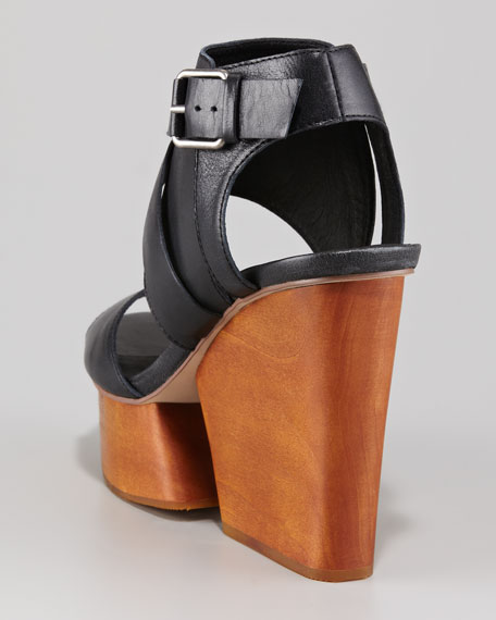 Magg Platform Sandal