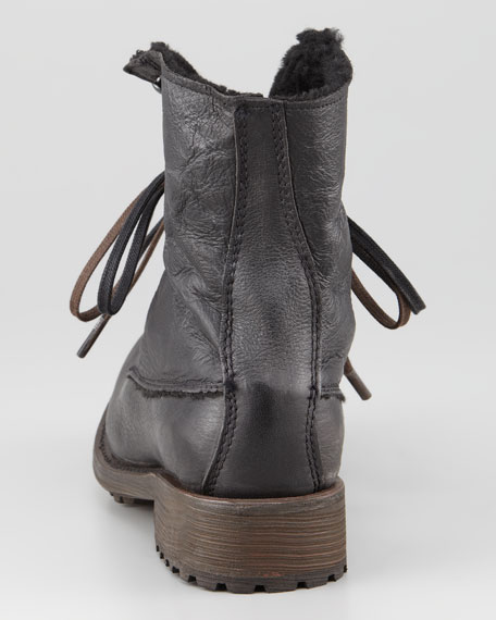 Military Ankle Boot