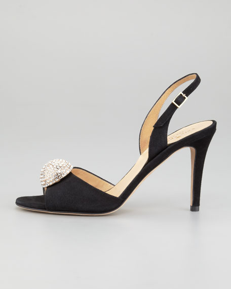cumber jewel ball sandal