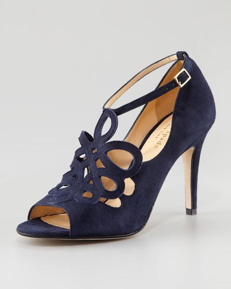 immie cutout shoe bootie