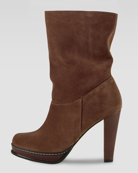 Nola Slouchy Suede Boot