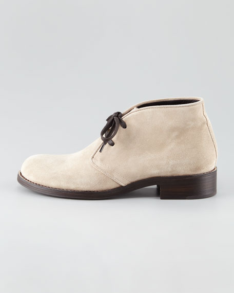 Desert Lace-Up Boot