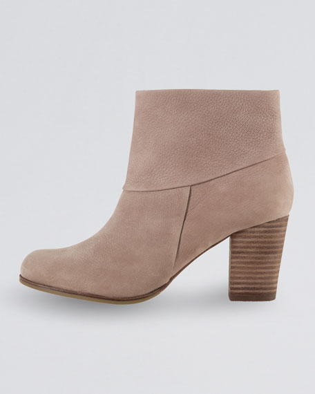 Casidy Ankle Boot, Maple Sugar