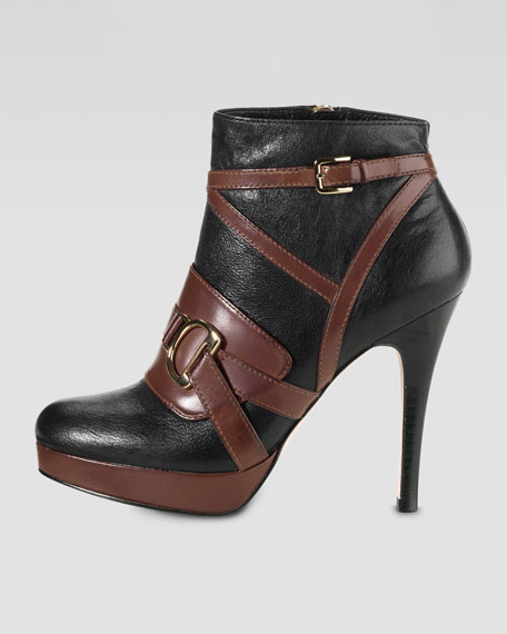 Carolyn Strappy Ankle Boot