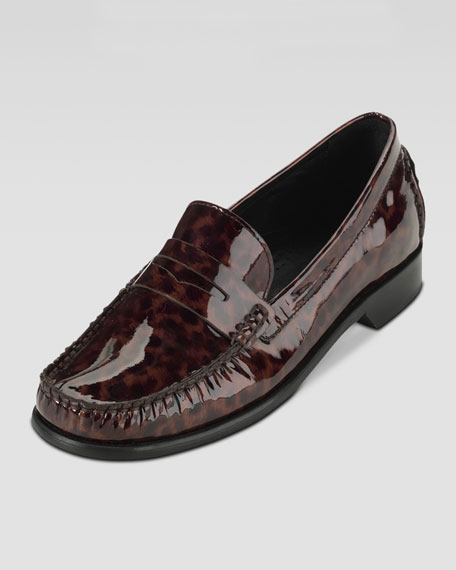 Ryann Patent Leather Loafer