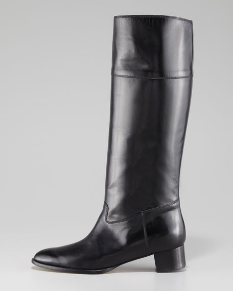 Equestra Leather Tall Boot