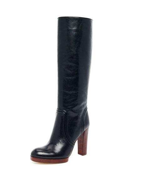 Aila Leather Boot