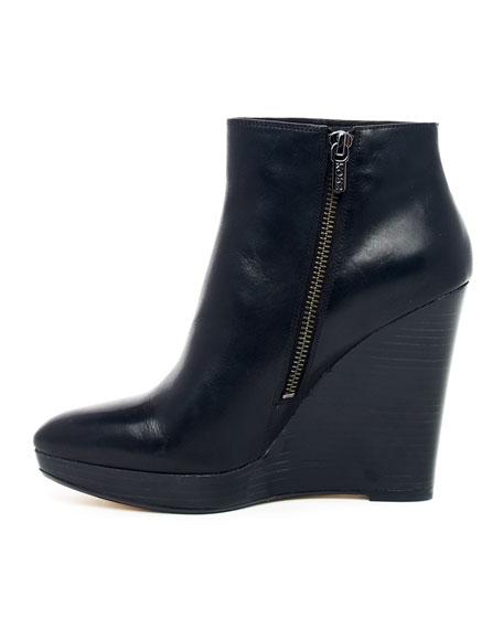 Shailyn Wedge Ankle Boot