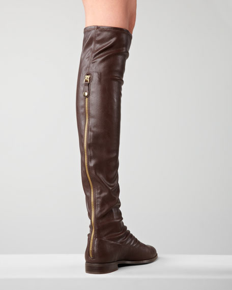 Romina Over-the-Knee Boot, Espresso