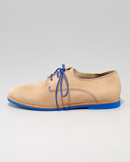Sanford Colorblock Oxford