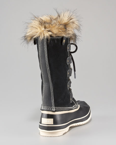 Joan of Arctic Waterproof Boot, Black