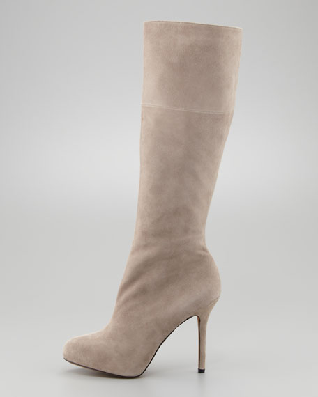 Empire Suede Boot, Putty