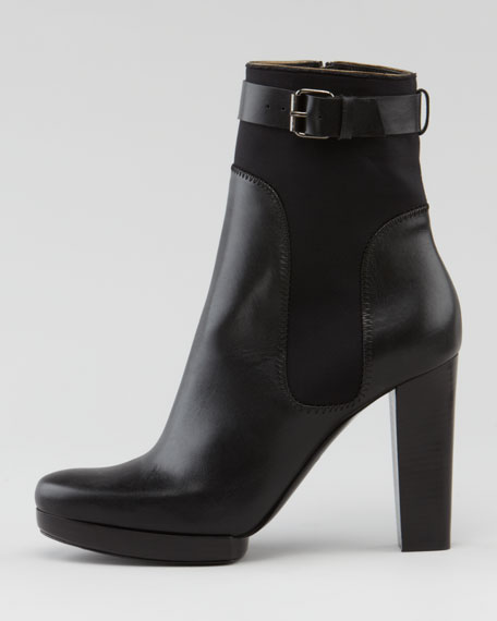 Belted Ankle Boot