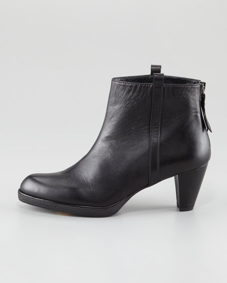 Renew Leather Ankle Boot