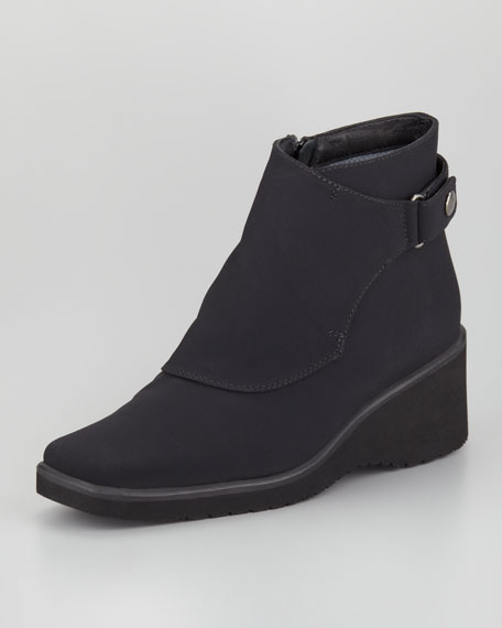 Raree Waterproof Wedge Ankle Boot