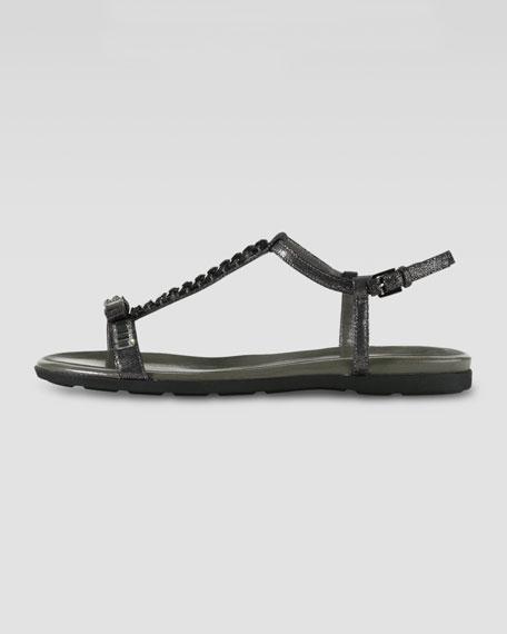 Sarina Flat Sandal