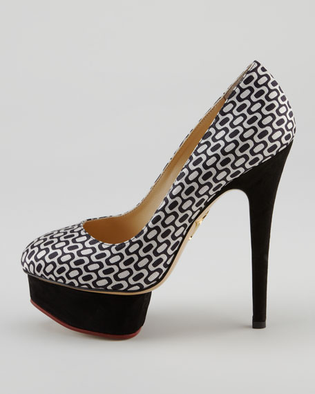 Dolly Optic-Print Pump