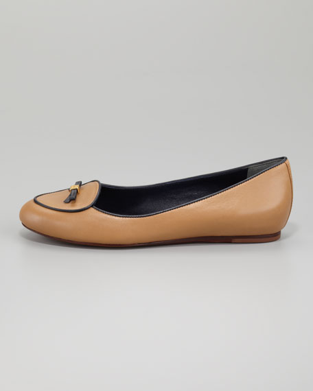 Dakota Bow-Toe Loafer