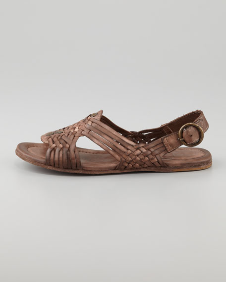 Jacey Huarache Slingback Sandal