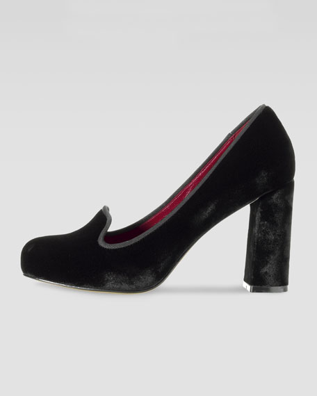 Air Morgan Velvet Pump