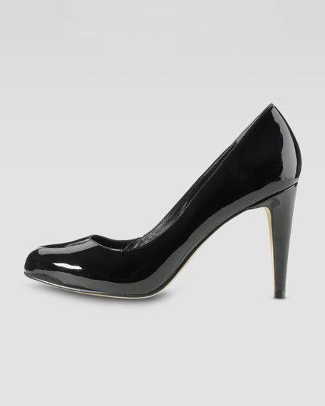 Violet Air 90mm Patent Pump, Black